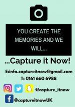 Capture it NOW!